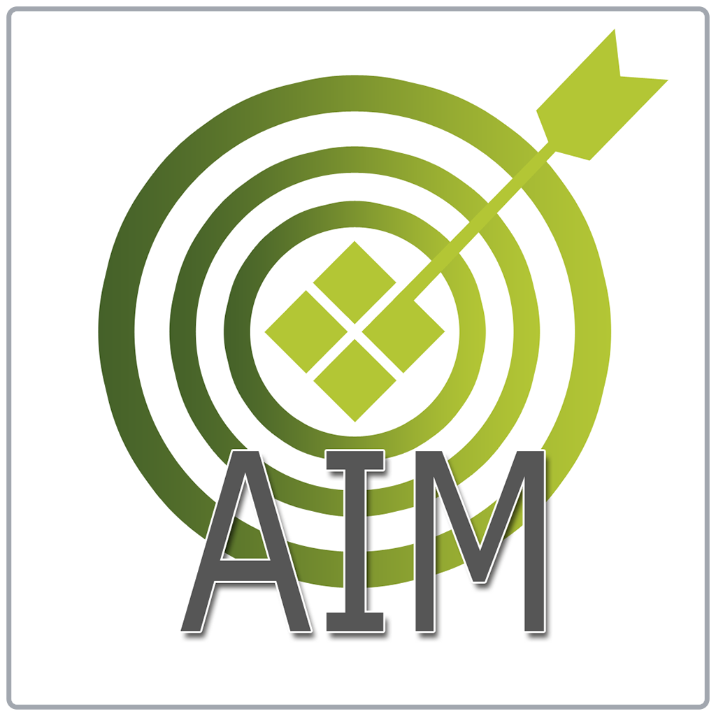 AIM Mobile App Logo